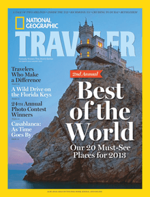 National_Geographic_Traveler_december_12_Wikipedia-Free to use