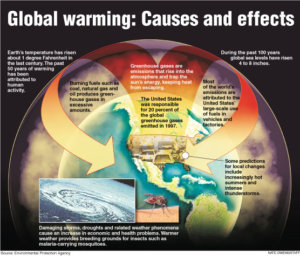 Pankaj Saharia Environmental Issues Global Warming